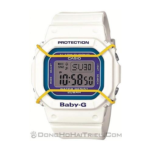 thông tin chi tiết bộ máy đồng hồ diện tử nữ baby g