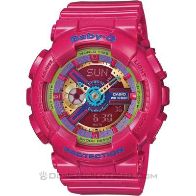 0 gia dong ho casio baby-g