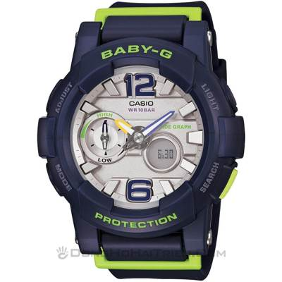 2 gia dong ho casio baby-g