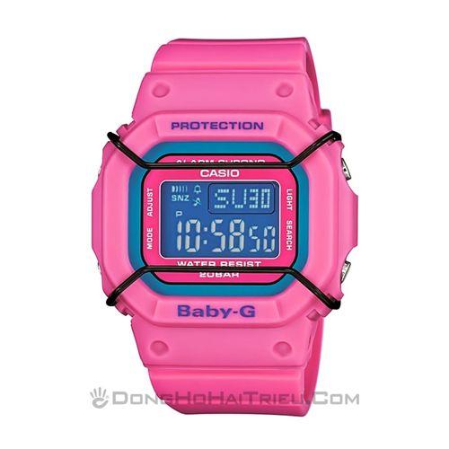 Đẹp chết người đó là đồng hồ điện tử đeo tay nữ Baby-G sp1 BGD-501-4DR
