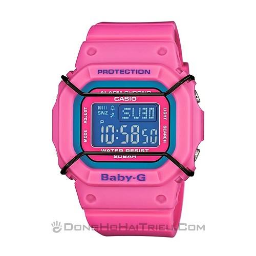 đồng hồ casio thể thao nữ tính và xinh đẹp 1