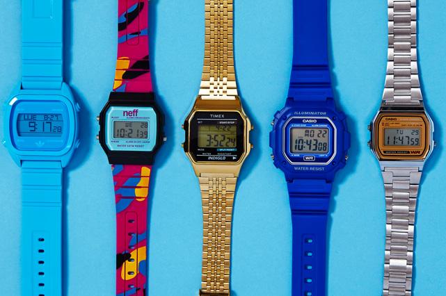 0 lạc trong thế giới của những chiếc đồng hồ casio giá rẻ nhất