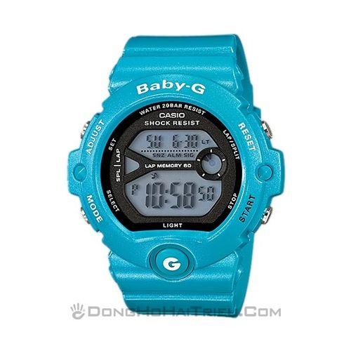 Bừng sáng với đồng hồ Baby G đặc biệt đẹp như mơ sp1 BG-6903-2DR