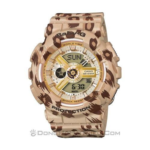 Bừng sáng với đồng hồ Baby G đặc biệt đẹp như mơ sp5 BA-110LP-9ADR