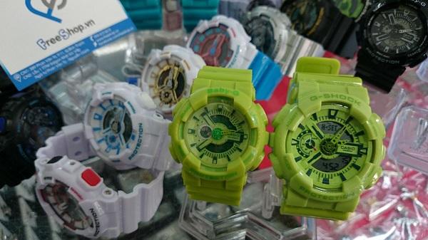 5 thiệt hại để hiểu mua đồng hồ baby-g fake là sai