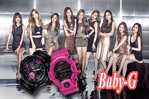 dong ho baby-g moi nhat 2