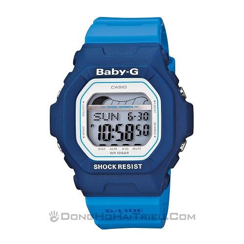 mẫu mới trên đồng hồ baby-g facebook việt nam 1
