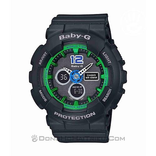 mẫu mới trên đồng hồ baby-g facebook việt nam 4