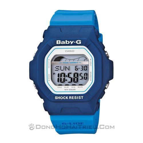 Thổi Bùng Sắc Màu Cùng Đồng Hồ Điện Tử Thể Thao Baby-G sp2 BLX-5600-2DR