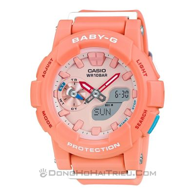 2 cách chỉnh giờ đồng hồ Casio Baby-G