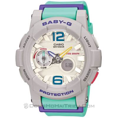 4 cách chỉnh giờ đồng hồ Casio Baby-G